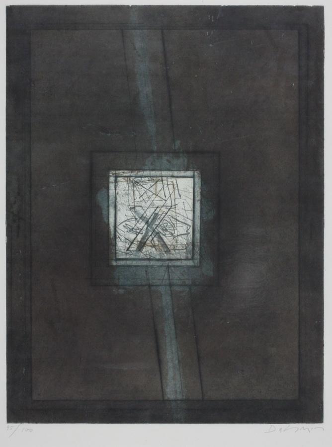 DAHMEN, KARLFRED, 1917 Stolberg/Aachen - 1981 Chiemgau