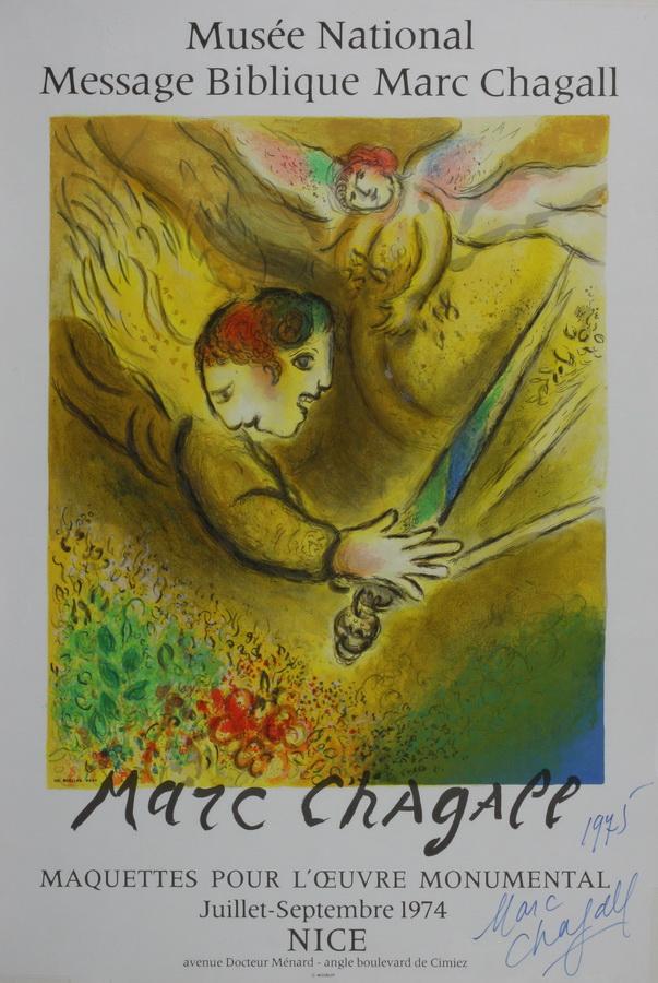 CHAGALL, MARC, 1887 Witebsk - 1985 St. Paul de Vence