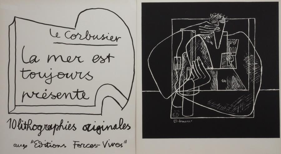 LE CORBUSIER (=Charles Eduard Jeanneret), 1887 La Chaux de Fonds - 1965 Roquebrune
