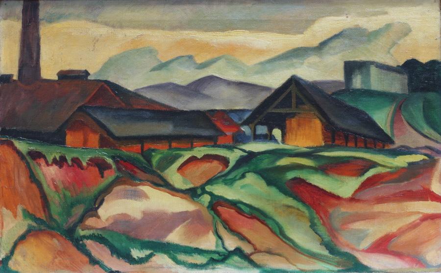 THUAR, HANS, 1887 Treppendorf/Lüben - 1945 Salza