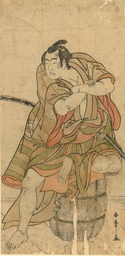 SHUNCHO, KATSUKAWA, tätig 1780-95