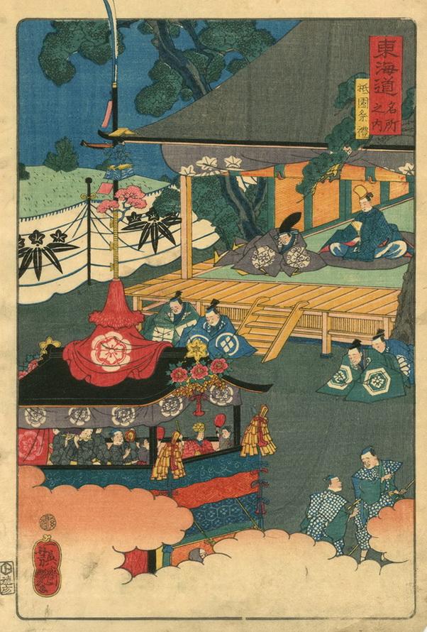 YOSHITSUJA, UTAGAWA, 1821-1861