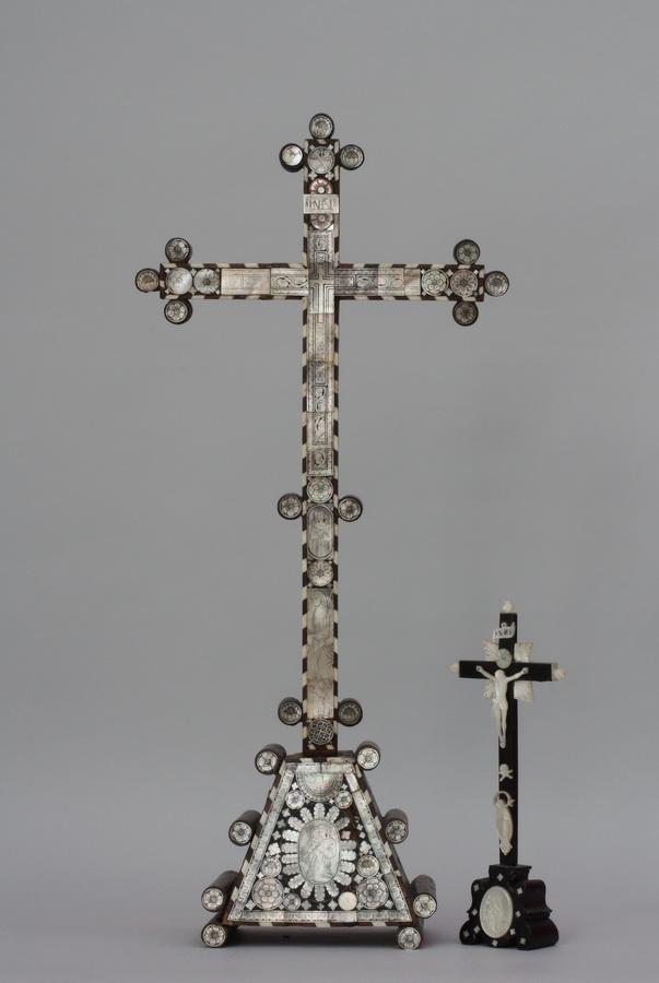 JERUSALEM - PILGERKREUZ, 19. Jhdt.